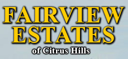 Fairview Estates of Citrus Hills